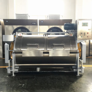 Chinese Top 3 Manufacturer of Fabric Dyeing Machine / Professional Horizontal Industrial Wool Washing Machine pictures & photos