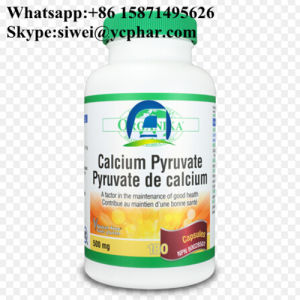 Calcium Pyruvate Weight Loss Steroids Enhance Exercise Endurance 52009-14-0 pictures & photos