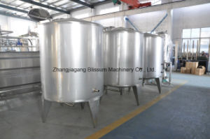 Complete Automatic Juice Bottle Filling Packaging Machine pictures & photos