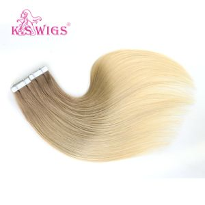Tape in Hair Virgin Human Hair Brazilian Remy Hair Extension pictures & photos