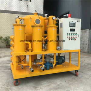 Used Transformer Oil Insulating Oil Dielectrical Oil Filtration Machine (ZYD-50) pictures & photos