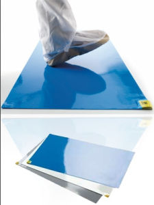 Disposable Sticky Mat for Cleanroom Entrance pictures & photos