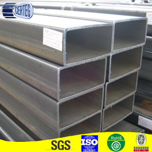 100X200mm Carbon Steel Rectangular Tube for Construction pictures & photos