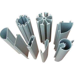 6061/6082 Aluminum/Aluminium Extrusions Bars for Machining Parts pictures & photos