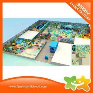 World Explorer Large Soft Indoor Amusement Park Equipment for Kids pictures & photos