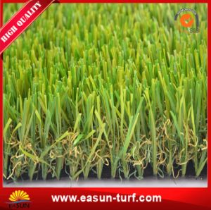 Cheap Fake Artificial Plastic Lawn Grass Turf for Garden pictures & photos