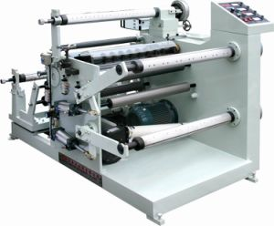 Automatic Roll Slitter for Blank BOPP Label pictures & photos