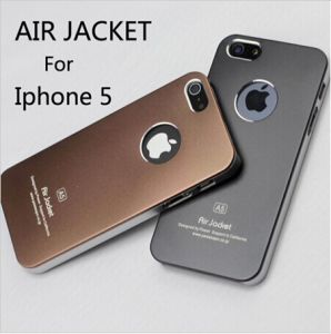 High Quality Air Jacket Aluminum Case for iPhone5 pictures & photos
