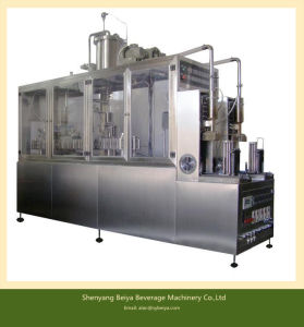 Pineapple Juice Gable Top Filling Machine pictures & photos