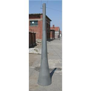 Steel Taper Pipes Made in China From Qingdao pictures & photos