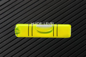 Glass Tubular Spirit Level Vial without Tip (GTM04-0832)