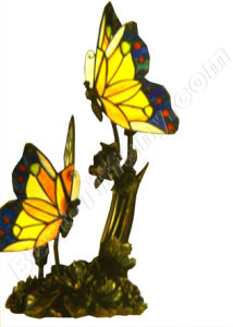 Butterfly Tiffany Art Lamp (955) pictures & photos