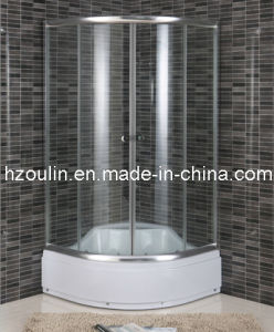 Glass Sliding Door Shower Enclosure (E-17) pictures & photos
