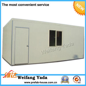 Fabricated Comfortable Container House (CH015) with Unique Design