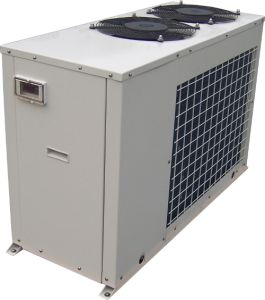 Water Source Heat Pump With Heat Recovery