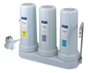 Countertop 3stage Water Filter (RY-CT-W9) pictures & photos