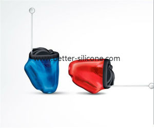 Silicone Sound Insulation Ear Protection Earplugs pictures & photos