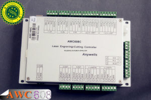 Control System Awc 608 Laser Controller for Laser Cutting Machine