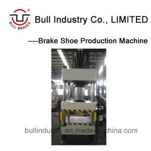 Brake Shoe Making Machine of Hot Press Machine pictures & photos