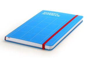 2014 New Design High Quality Light Blue Colour Notebook (YY-B0080) pictures & photos