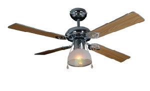 """42"""" Ceiling Fan with Light, 4blade Model (SH0013)"""