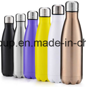 25oz Stainless Steel Sport Vacuum Water Bottle pictures & photos