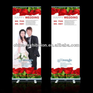 Roll up Banner for Wedding (TY-ES-M042803) pictures & photos