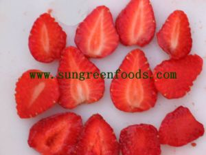 New Crop Chinese IQF Strawberry