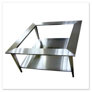 China Welding Stainless Steel Metal Fabrication For Furniture China Steel Fabrication Cnc