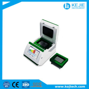 Touch Screen Kj300 Fast Gradient Thermal Cycler for DNA Testing in Hospital pictures & photos