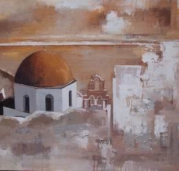 Landscape Oil Painting (GF411-2)