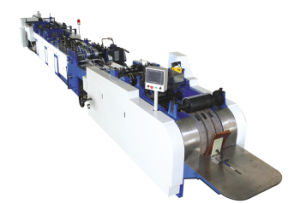 Paper Bag Making Machine (HD-340)