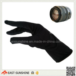Microfiber Cleaning Gloves for Lens (DH-MC0228) pictures & photos