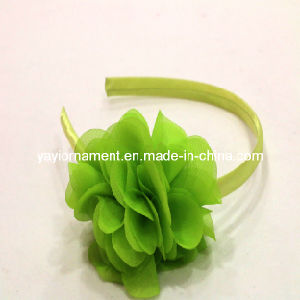 Most Popular Hair Bands with Green Flower