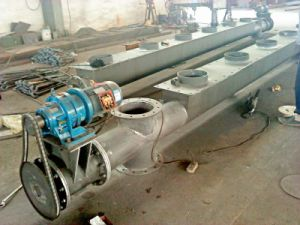 Horizontal or Inclined Screw Conveyor for Particle Material (LS) pictures & photos