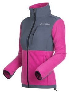Ladies Softshell Sport Polar Fleece Winter Jacket pictures & photos