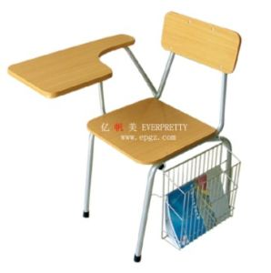 School and Office Training Room Chairs with Writing Board pictures & photos