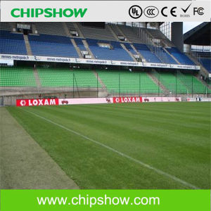 Chipshow P16 Full Color Stadium Perimeter LED Display pictures & photos