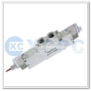 Sy Series Solenoid Valves for Air Control pictures & photos