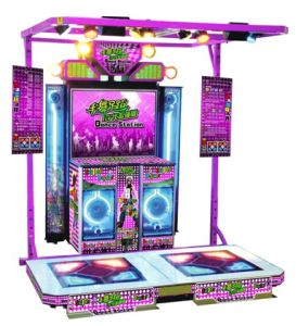 Arcade Games EZ4 Dancer (NC-MS014) pictures & photos
