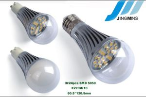 LED Global Bulb E27 GU10