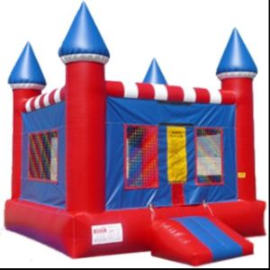 Inflatable Patriotic Bouncy Castle (CC-0220E) pictures & photos