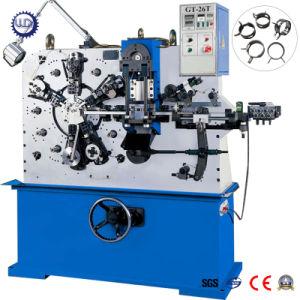 Automatic Metal Contact Spring Bending Forming Machine pictures & photos