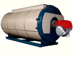 Light Oil Fired Hot Water Boiler (WNS)