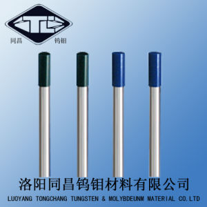 Tungsten Yttrium Electrode Rods Wy20 Dia4.0mm pictures & photos