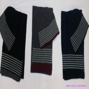 Winter Fashion Acrylic Knitted Scarf and Hat Set (CYX-1436) pictures & photos