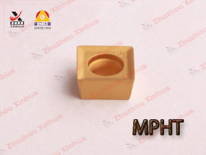 Cemented Tungten Carbide Turning Inserts Mpht pictures & photos