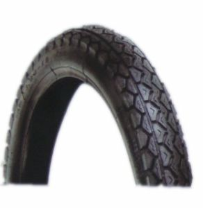 Motorcycle Tyre, High Quality Tyre 300-18, Tyre (DX-042) pictures & photos