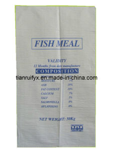 25kg Practical and Durable PP Flour Bag (KR168) pictures & photos