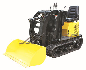 By135 Garden Loader Tracked Mini Skid Steer Loader pictures & photos